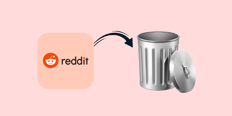 Steps To Delete Reddit Account On App