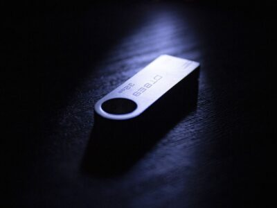 Recover a USB Drive in Raw Mode